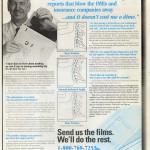 Radiologist Full Page ad